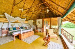 Baker's Lodge Room (website)